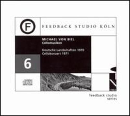 Cello Music: Feedback Studio Series