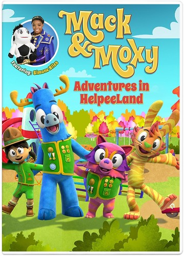 Mack & Moxy: Adventures in Helpeeland - Mack & Moxy: Adventures In Helpeeland