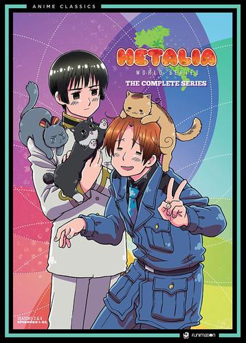 Hetalia - World Series: The Complete Series - Anime Classics