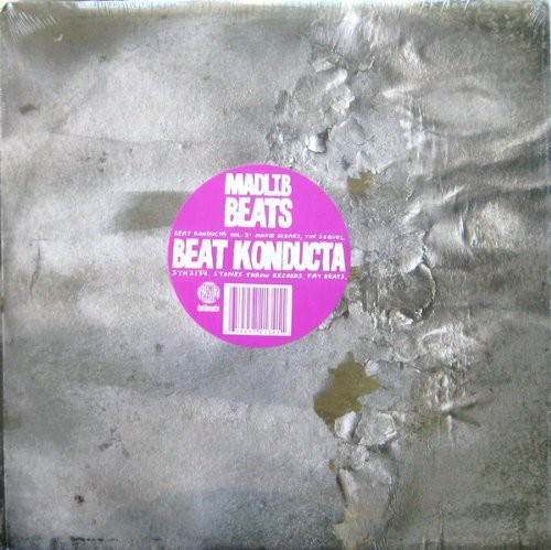 Madlib - Beat Konducta 2