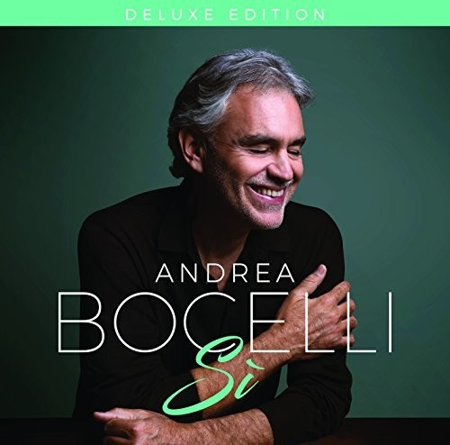 Andrea Bocelli - Si [Import Deluxe w/DVD]