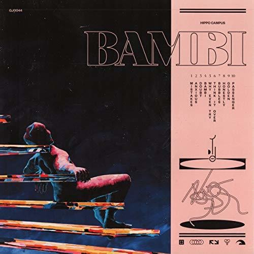 Hippo Campus - Bambi [Import LP]