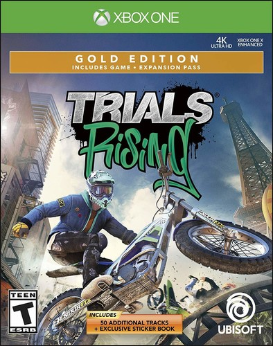 Trials Rising - Gold Edition - Trials Rising - Gold Edition for Xbox One