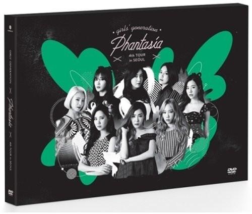 4th Concert (Phantasia) in Seoul DVD [Import]