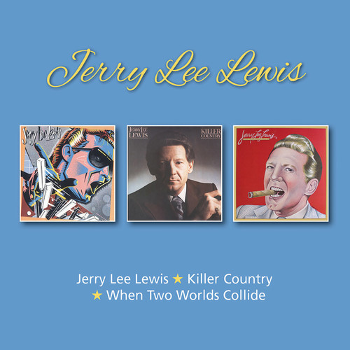 Jerry Lee Lewis /  Killer Country /  When Two Worlds Collide [Import]