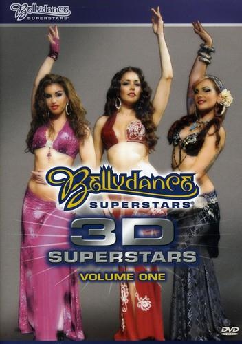 Bellydance Superstars: 3D Superstars: Volume 1