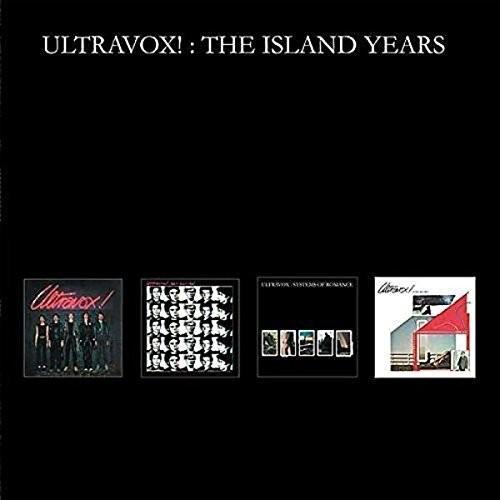 Ultravox - Island Years