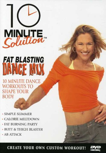 10 Minute Solution: Fat Blasting Dance Mix