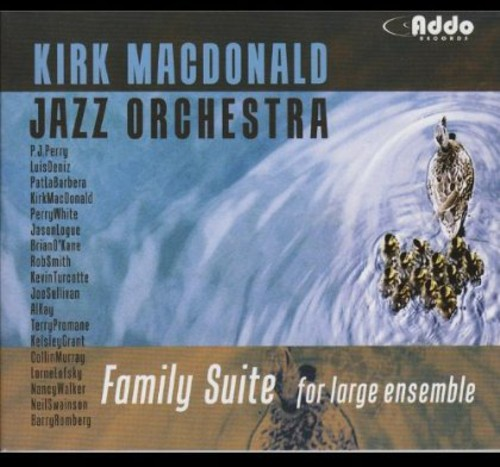 Family Suite for Large Ensemble