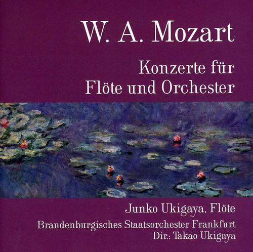 Konzerte Fur Flote & Orch