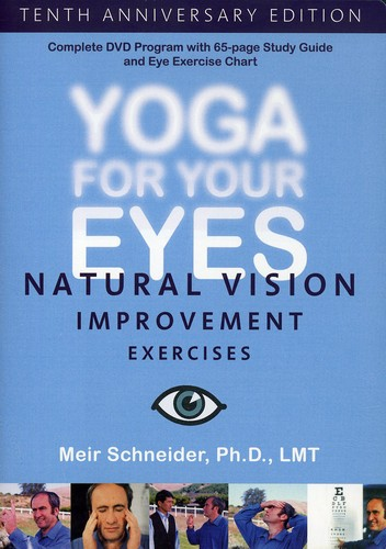 Yoga for Your Eyes (10th Anniversary Edition)