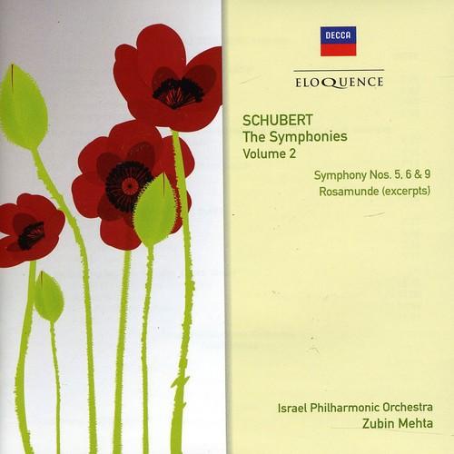 Eloq: Schubert - the Symphonies Volume 2 No 6 Rosa
