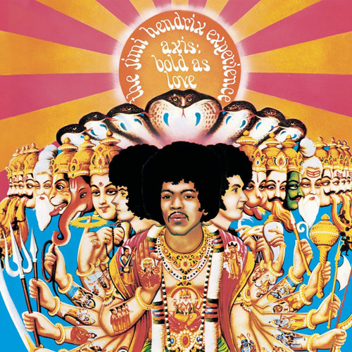 Jimi Hendrix - Axis: Bold As Love [Hybrid Stereo + Mono]