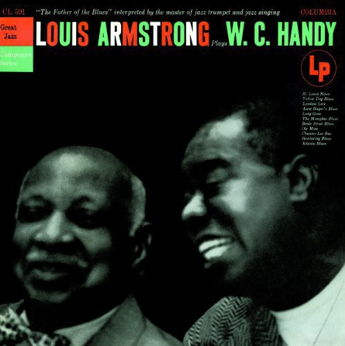 Armstrong, Louis - Plays W.C. Hardy (Ger)