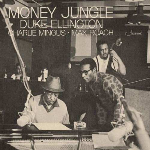 Duke Ellington / Mingus,Charles / Roach,Max - Money Jungle (Bonus Tracks) (Colv) (Ltd) (Ogv)