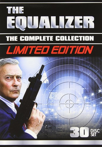 The Equalizer: The Complete Collection (Limited Edition)