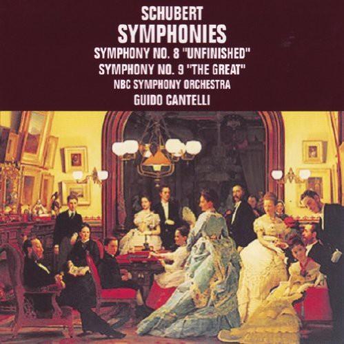 Sinfonien 8 & 9 NBC Sym