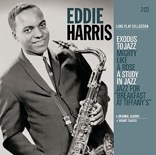 Eddie Harris - Long Play Collection (Hol)