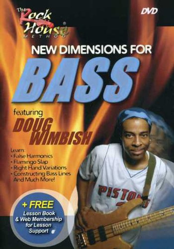 New Dimensions for Bass Featuring Doug Wimbish