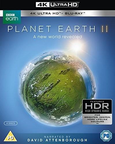 Planet Earth II [Import]