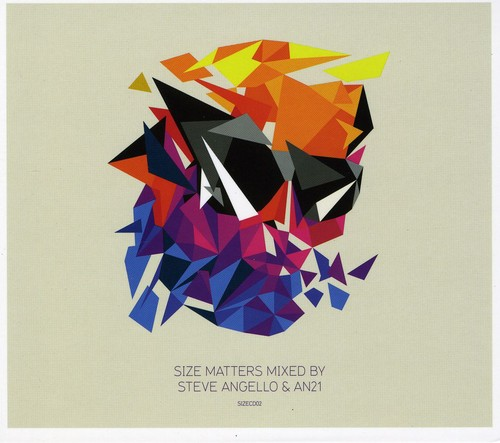 Size Matters (Mixed By Steve Angello & An21) [Import]