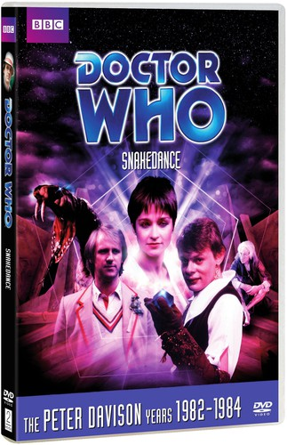 Doctor Who: Snakedance - Episode 125