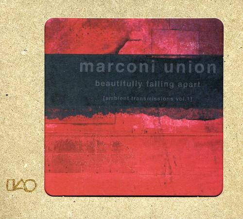 Marconi Union - Vol. 1-Beautifully Falling Apart (Ambient Transmis [Import]