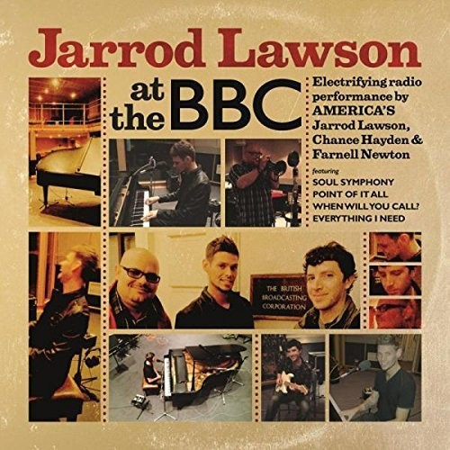 Jarrod Lawson - Jarrod Lawson At The Bbc (Uk)