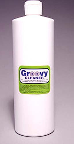 Bags Unlimited Agc-32 32Oz Groovy LP Clean.Fluid - Bags Unlimited AGC-32 32oz Groovy LP Cleaning Fluid