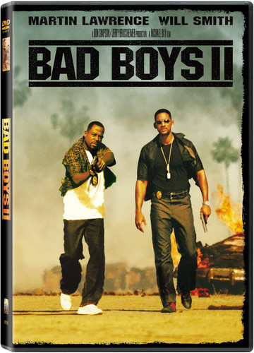 Bad Boys [Movie] - Bad Boys II (Widescreen Edition)