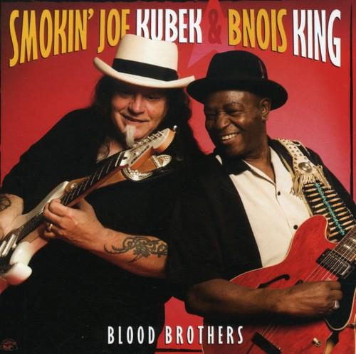 Smokin Joe Kubek & Bnois King - Blood Brothers
