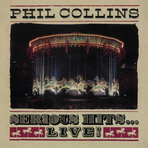 Phil Collins - Serious Hits...Live! (Remastered) [2LP]