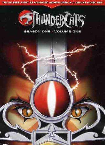 Thundercats: Season One: Volume 1