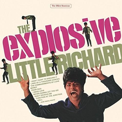 The Explosive Little Richard!