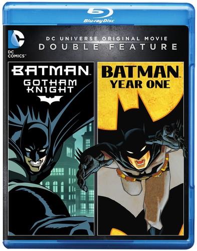 DCU: Batman - Gotham Knight /  DCU: Batman Year One