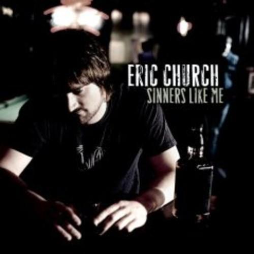 Eric Church-Sinners Like Me