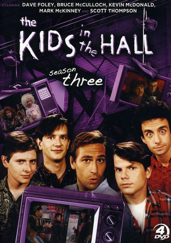 The Kids in the Hall: Complete Season 3: 1991-1992