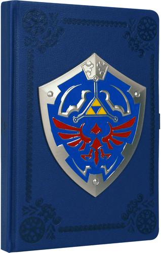 Zelda Metal Shield Premium Journal - Zelda Metal Shield Premium Journal