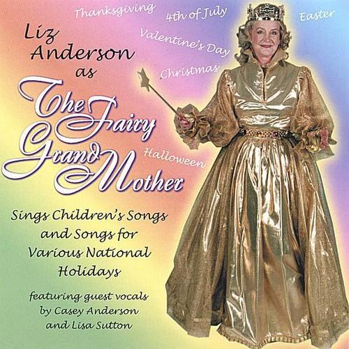 Fairy Grandmother Sings Children's Songs for Natio