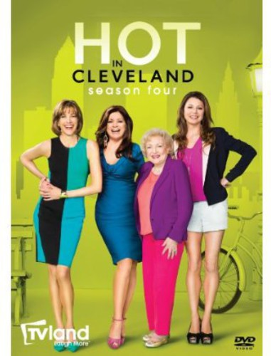 Hot in Cleveland: Season Four