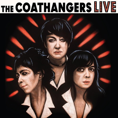 The Coathangers - Live [LP]