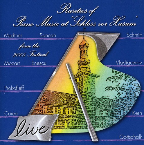 Rarities of Piano Music 2005