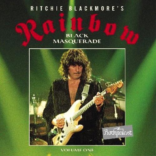 Rockplast 1995 - Black Masquerade 1