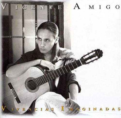 Vicente Amigo - Vivencias Imaginadas [Import]