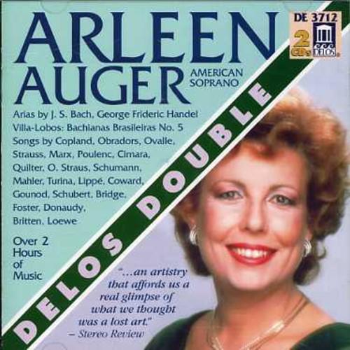 Arleen Auger American Soprano