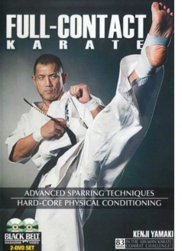 Full-Contact Karate 2-DVD Set