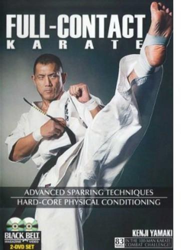 Full-Contact Karate 2-DVD Set
