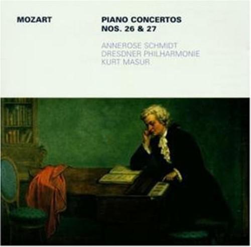 Piano Concerto 26 27