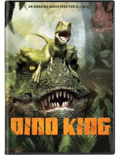 Dino King Aka Tarbosaurus 3d - The Dino King (Aka: Tarbosaurus) - 3D