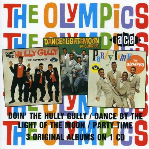 Doin the Hully Gully /  Dance By the Light of Moon [Import]